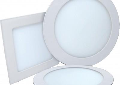 Unislim LED Suspended ceiling - Round & Square